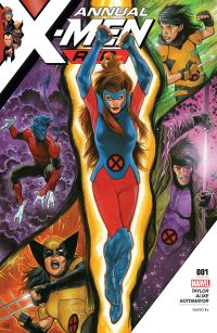 X-Men Red Annual #1 Cover