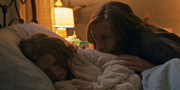 Hereditary Toni Collette and Milly Shapiro