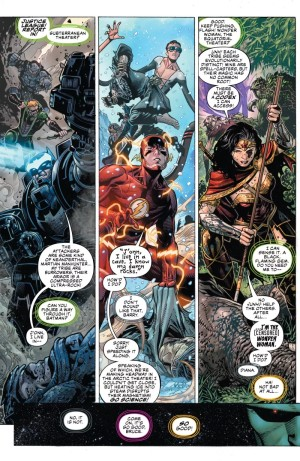 Justice League #1 Page 4