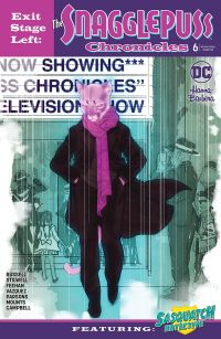 Snagglepuss Chronicles #6 Cover