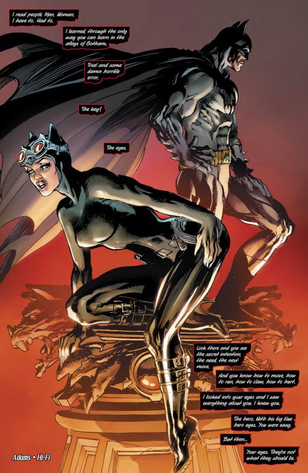 Batman #50 Page 1