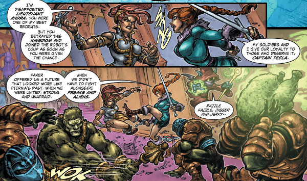 Injustice Vs. Masters Of The Universe #1 Page 4