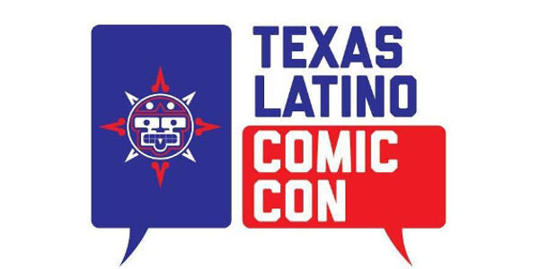 Texas Latino Comic Con Logo
