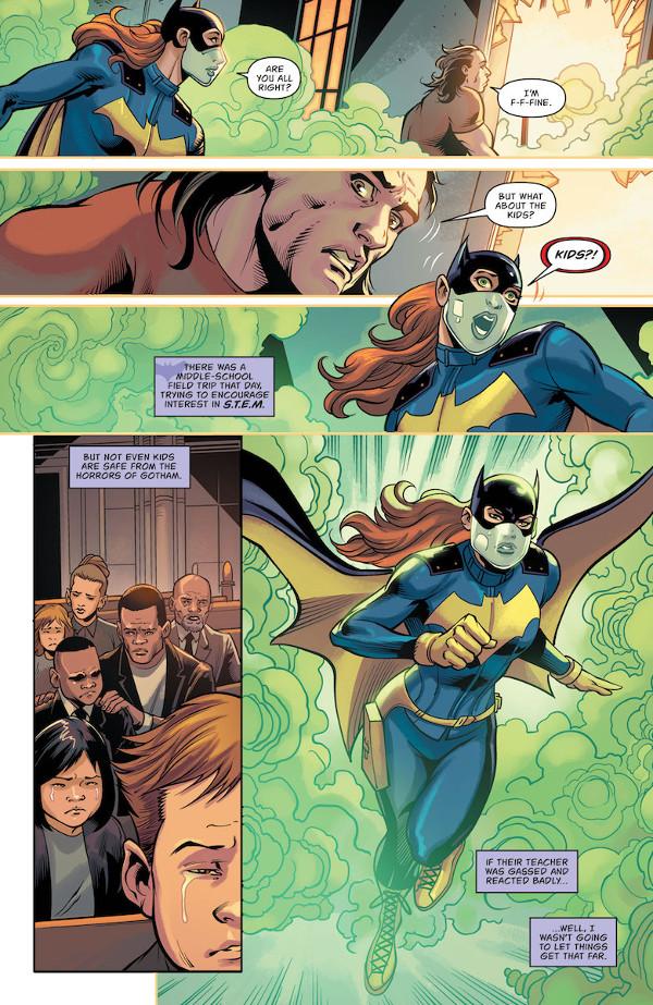Batgiel #25 Page 1
