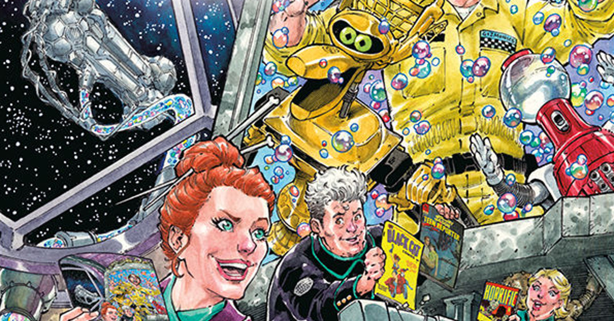 Mystery Science Theater 3000 #1 Banner