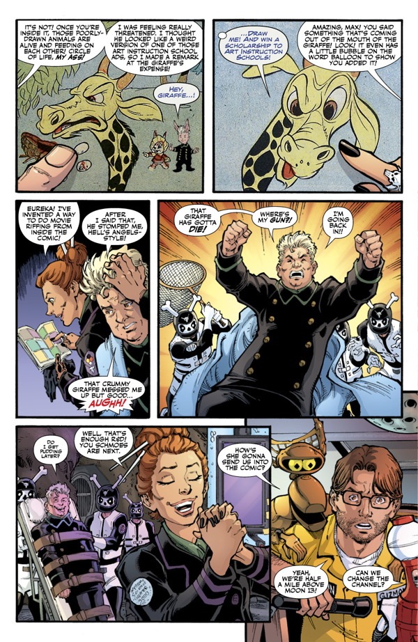 Mystery Science Theater 3000 #1 Page 3