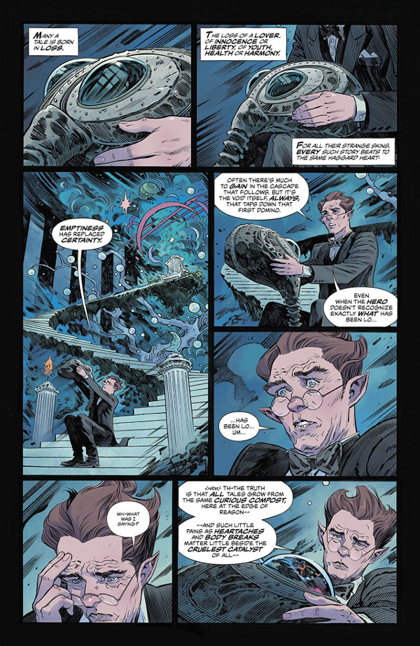 The Dreaming #1 Page 1