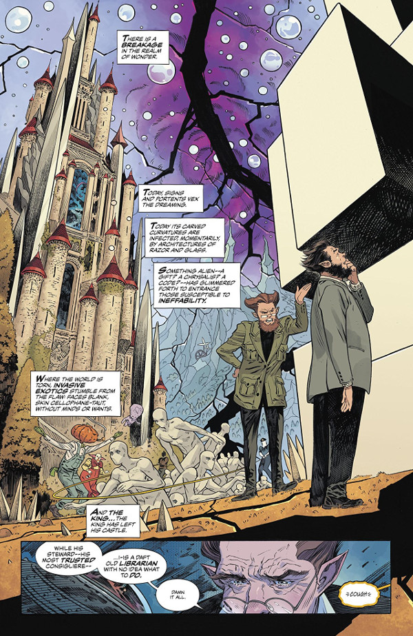 The Dreaming #1 Page 2