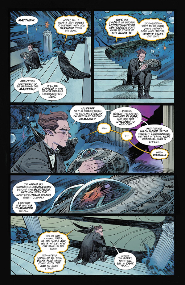 The Dreaming #1 Page 3
