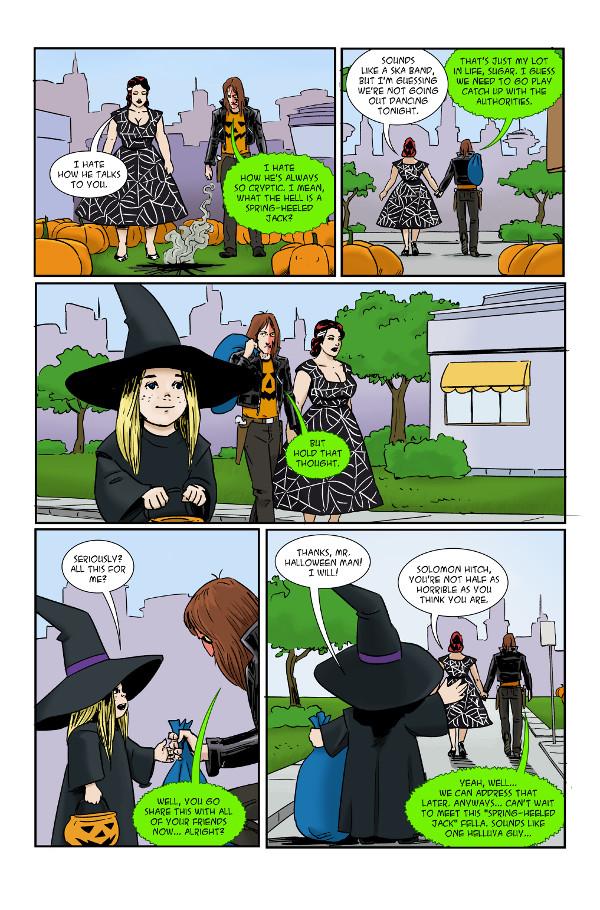 Halloween Man Hallowtide Page 9