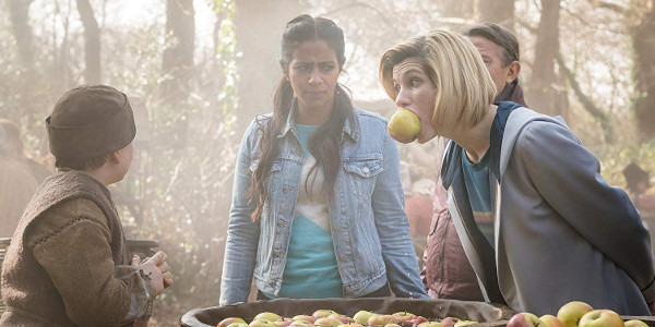 "Doctor Who - ""The WItchfinders"""