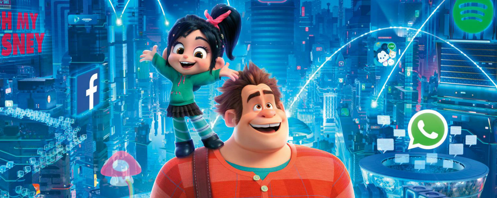 disney ralph breaks the internet movie review feature image
