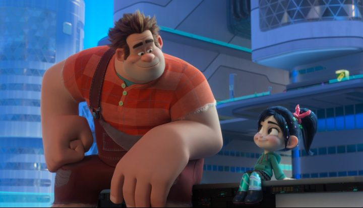 ralph-breaks-the-internet-review-ralph-vanellope