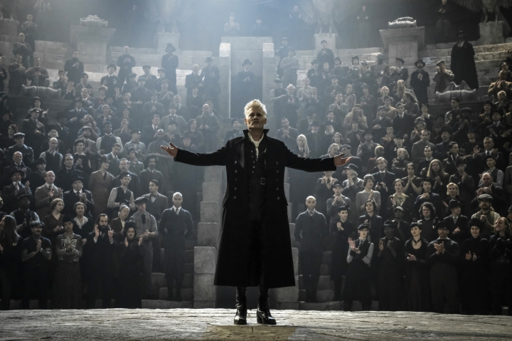 the crimes of grindelwald is terrible