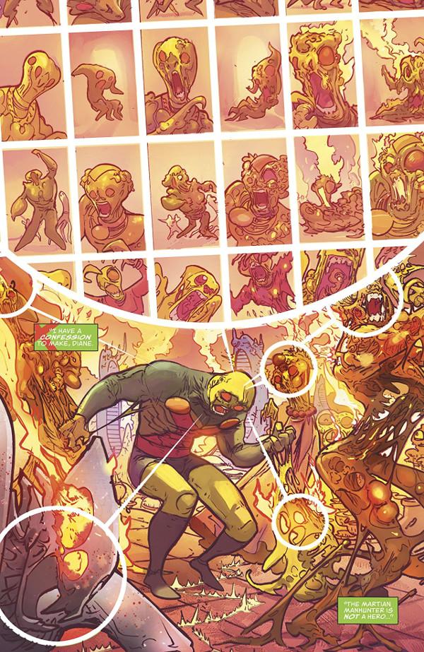 Martian Manhunter #1 Page 1