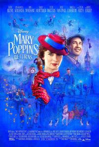 mary poppins review poster