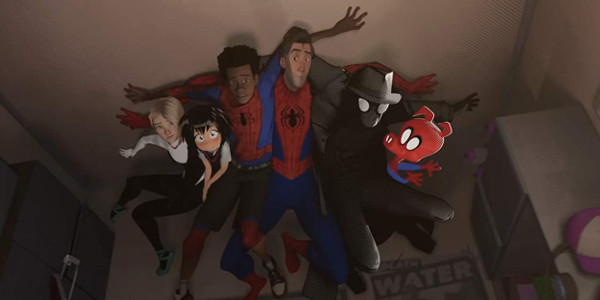 Spider-Man IInto The Spiderverse Picture 1