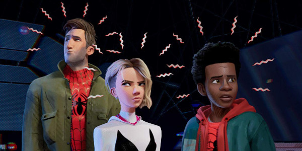 Spider-Man Into The Spiderverse Picture 2