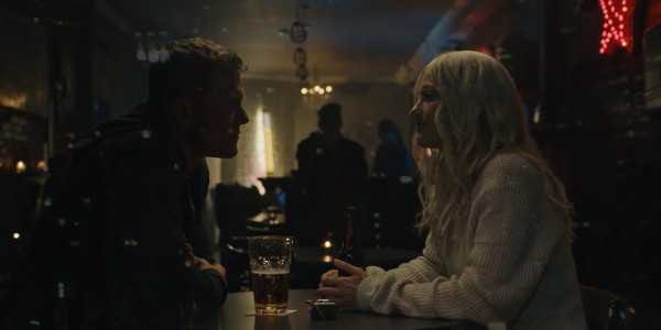 Titans - Hank Hall and Dawn Granger