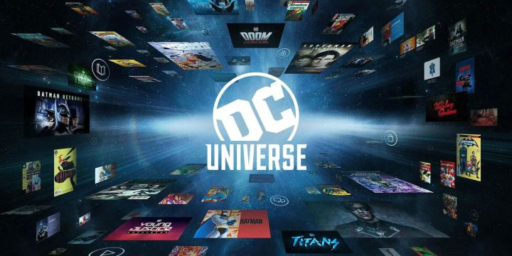 all the new shows coming to dc universe