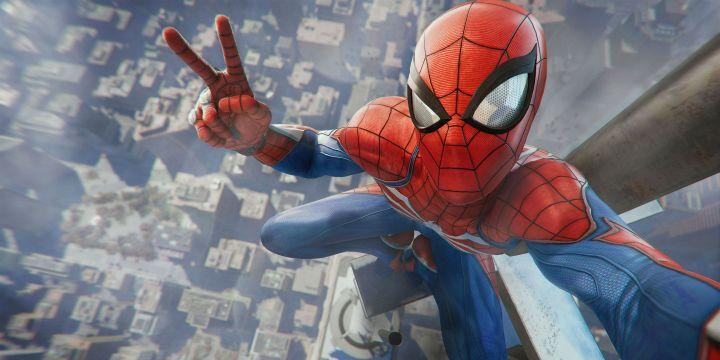 spider man ps4 2018 best video game