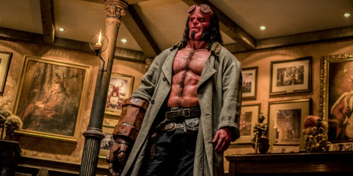 Hellboy In Osiris Club