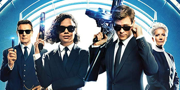 Men In Black International Teaser