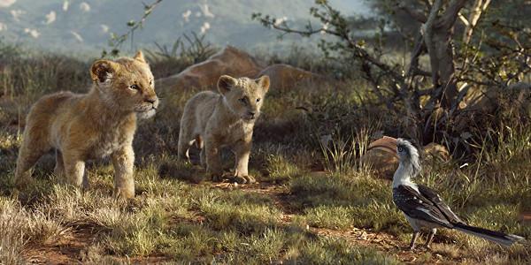 The Lion King 2019 Simba Nala and Zazu