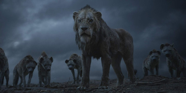 The Lion King Scar and the Hyenas