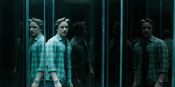 James McAvoy in It - Chapter 2