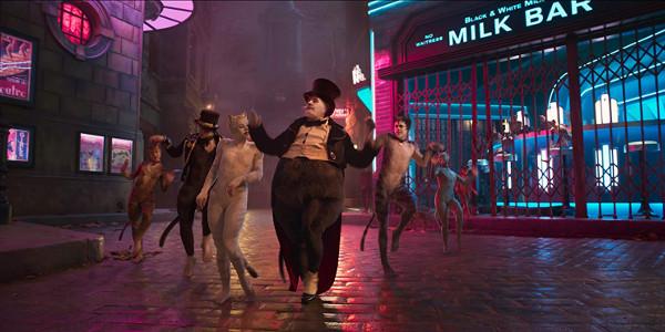 James Corden as Bustopher Jones in Cats The Movie