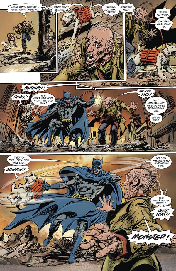 Batman Vs. Ra's Al Ghul #1 Page 1