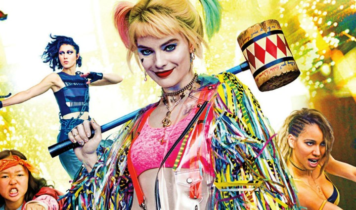 Birds Of Prey Movie 2020 Header