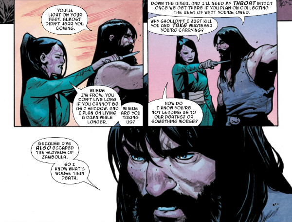 Conan The Barbarian #7 Page 1