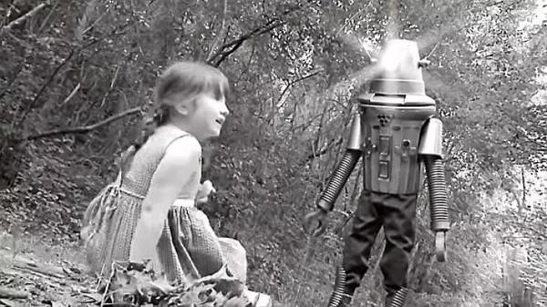 Danny Johnson Saves The World Robot Threatens Girl