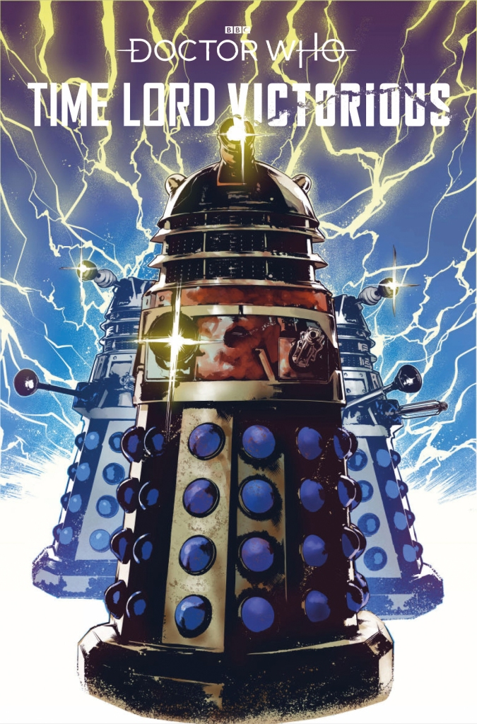 DOCTOR WHO TIME LORD VICTORIOUS #1 COVER D HENDRY PRASETYA