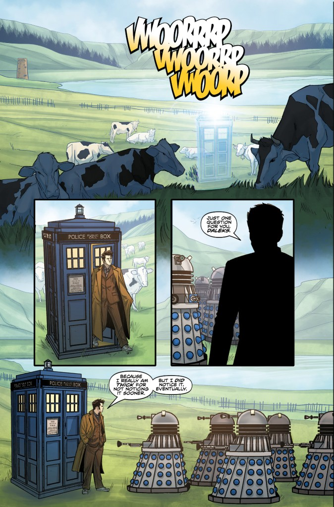 Doctor Who Time Lord Victorious Page 2
