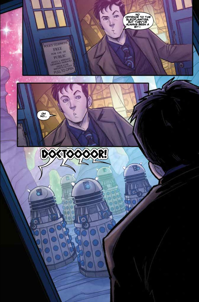 Doctor Who Time Lord Victorious Page 4