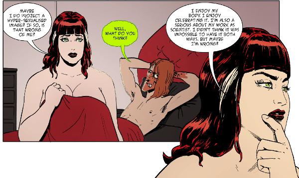 Halloween Man #20 Page 3