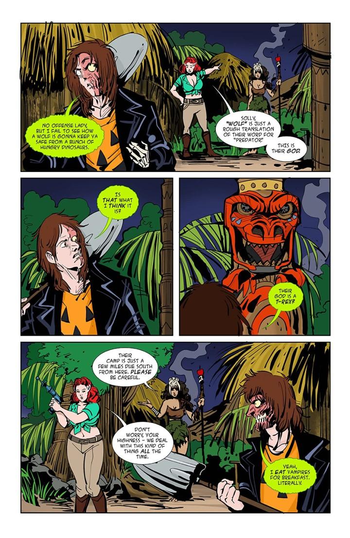 Halloween Man #22 Page 3