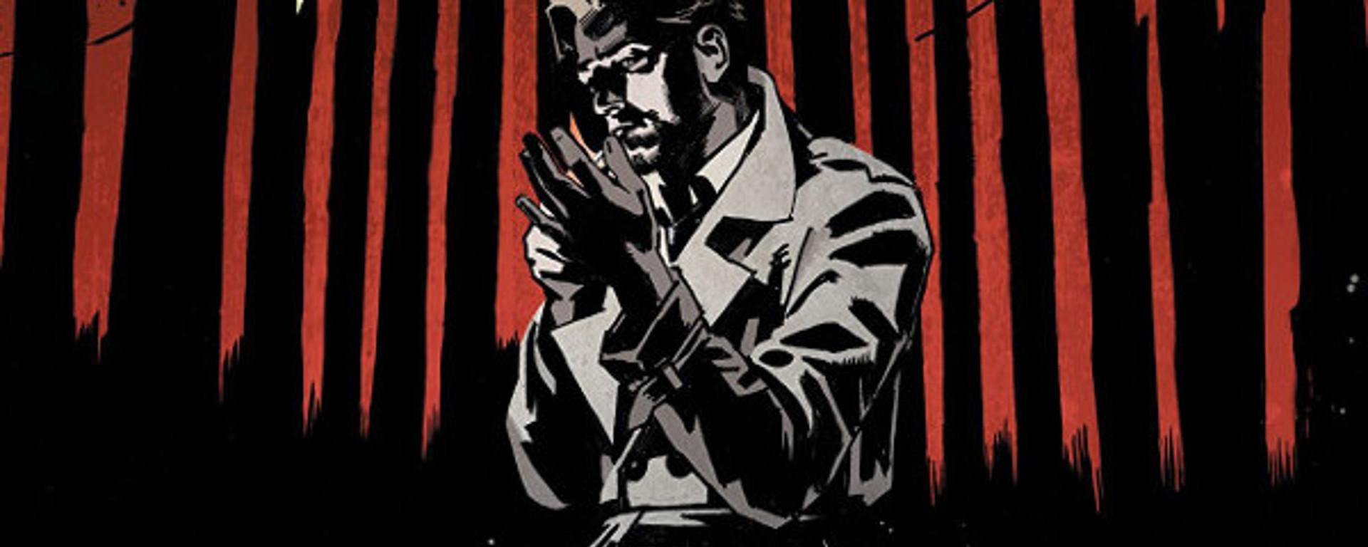 John Constantine Hellblazer #1 Header