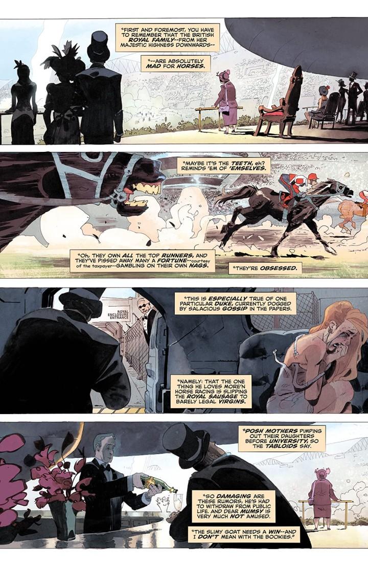 John Constantine Hellblazer #9 Page 3