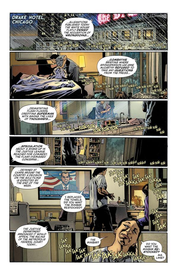 Lois Lane #1 Page 1