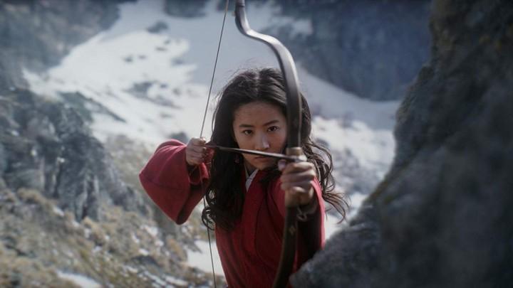 Mulan 2020 Live-Action