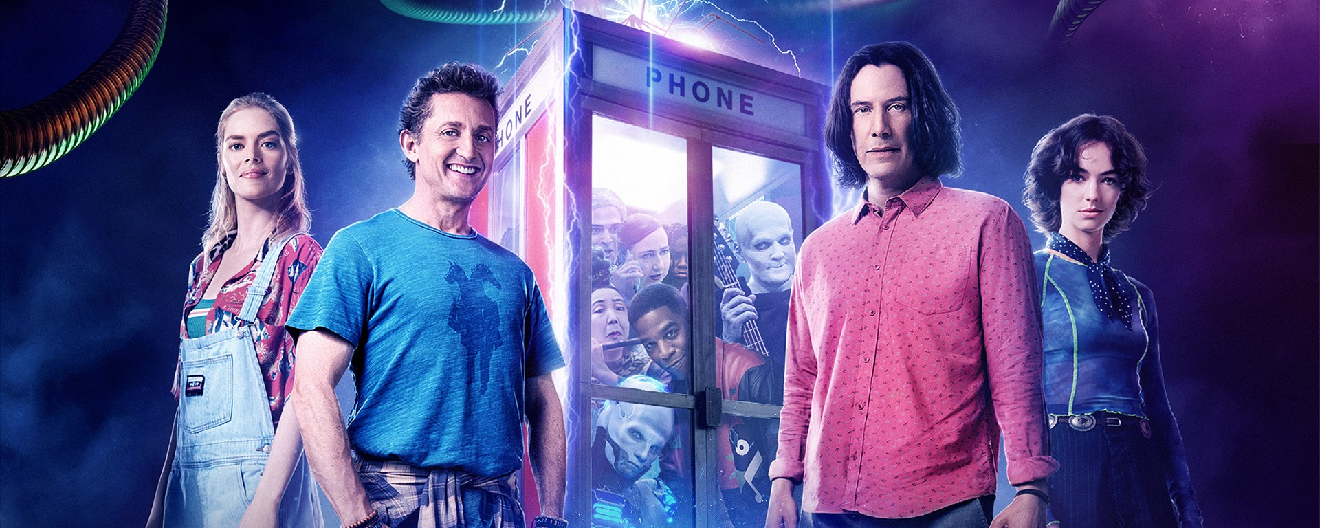 bill and ted 3 review header