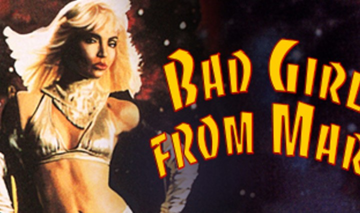 Bad Girls From Mars Header
