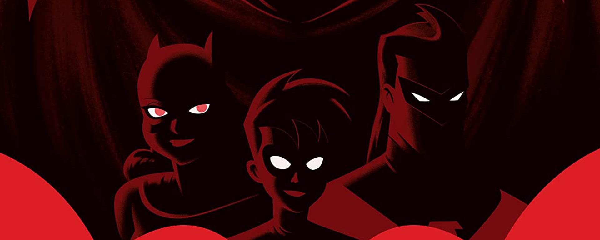 Batman The Adventures Continue #14 Header