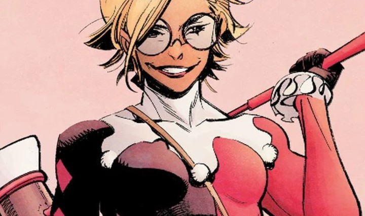 Batman White Knight Presents Harley Quinn #1 Header
