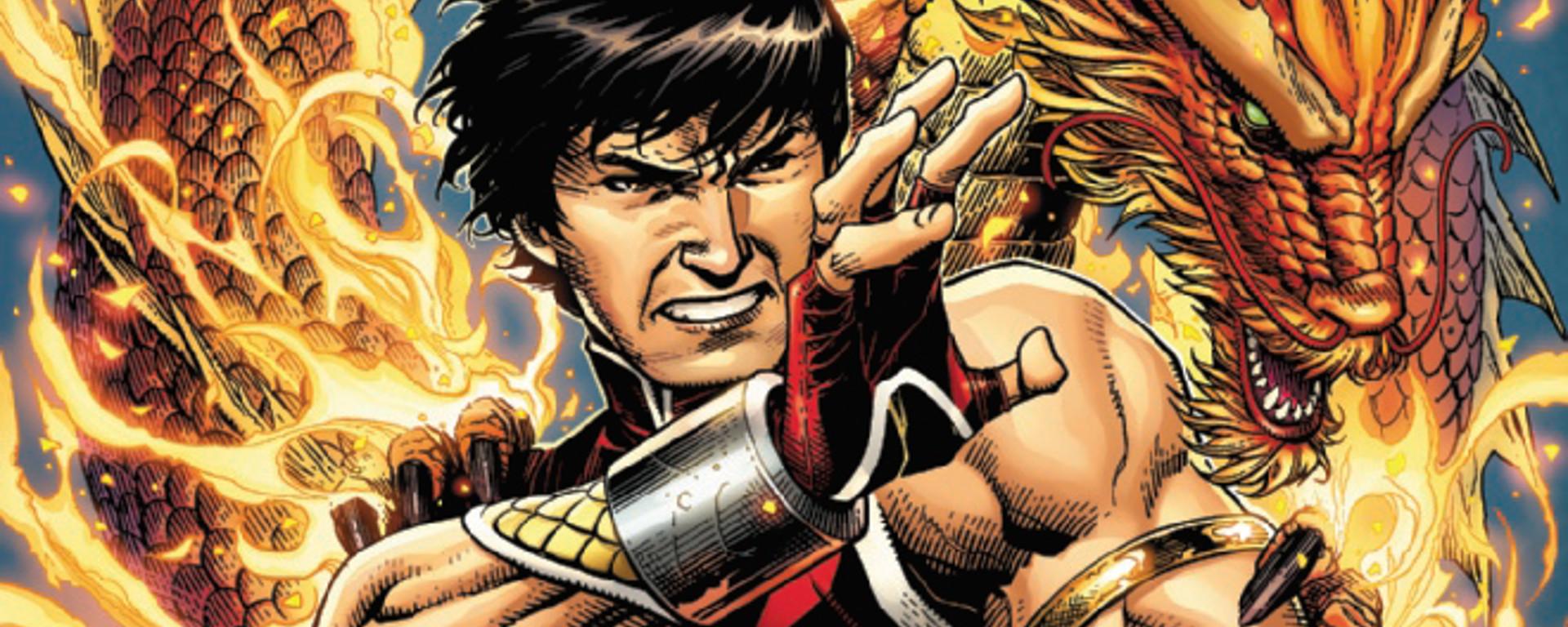 Shang-Chi #1 Header