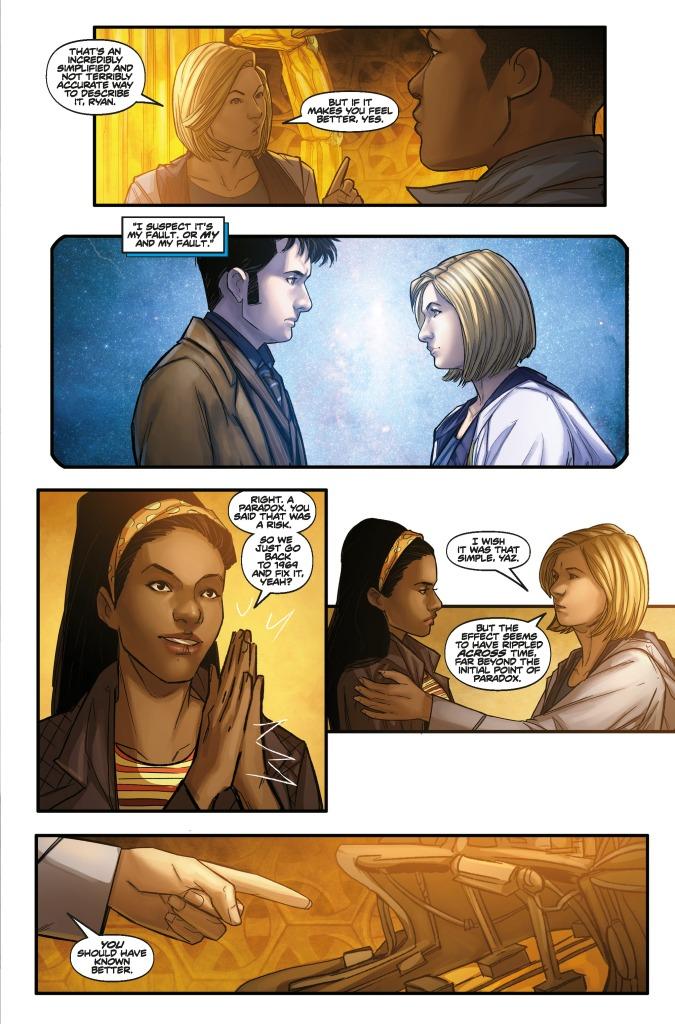 Doctor Who Comics 2020 P3